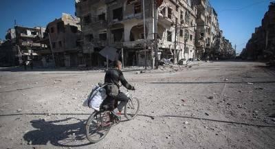 Восстанавливать Сирию придётся много лет за огромные деньги