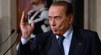 Берлускони удивился цвету Чёрного моря