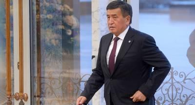 Семья президента: Сооронбай Жээнбеков