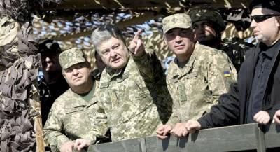 Порошенко поручил уточнить морскую границу с РФ