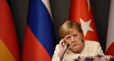 Меркель подтвердила свой отказ выдвигаться на новый срок