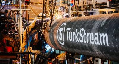 Глава «Нафтогаза» увидел угрозу в «Турецком потоке»