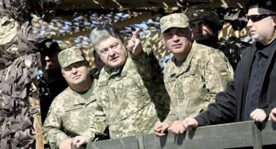 Порошенко пригрозил России украинской авиацией