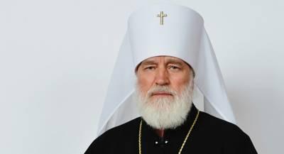 Митрополит Минский Павел осудил действия Константинополя