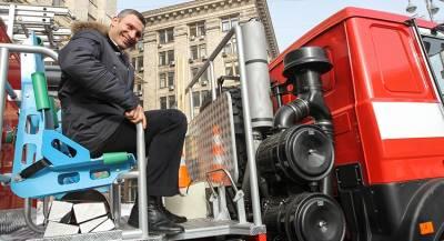 Кличко предложил отказаться от горячего водоснабжения