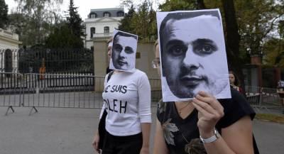 Госдеп отказался от идеи обмена Олега Сенцова