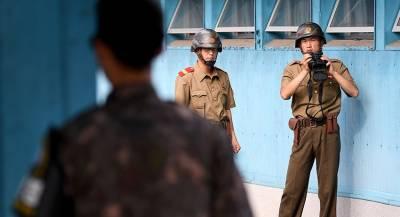 Южная Корея и КНДР начали разминирование границы