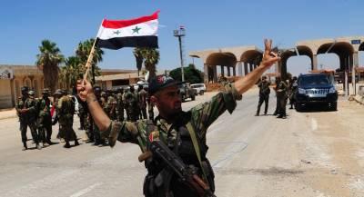 Сирия ратифицировала договор о дружбе с Южной Осетией
