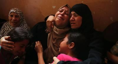 ВВС Израиля начали бомбить сектор Газа