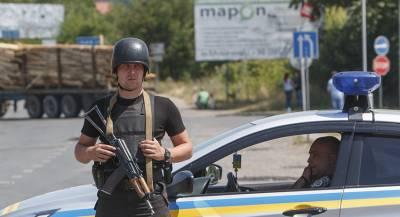 Украинская полиция нашла охраняемую наркоплантацию