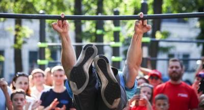 Лукашенко дал спортивные советы «настоящим мужикам»