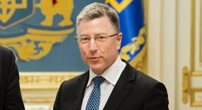 Депутат Рады рассказал об угрозах Волкера