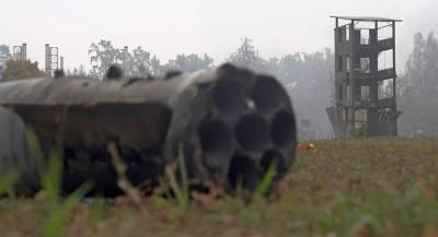 Украина потеряла 40% всех боеприпасов