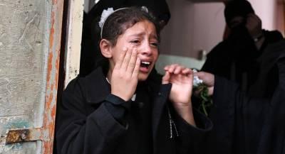 Жертвами израильского удара в Газе стали подростки