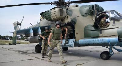 ВСУ «отразили» высадку десанта на Азове