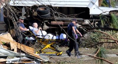 Число жертв урагана «Майкл» перевалило за 30