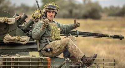 Украинские военные: мы сбили российский беспилотник