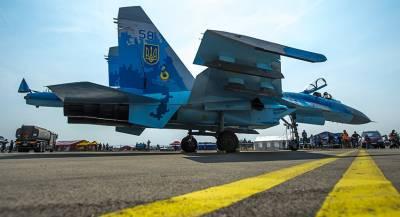 При крушении Су-27 на Украине погиб пилот из США