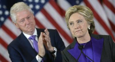 В доме Хиллари Клинтон нашли бомбу