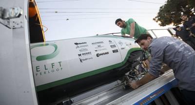 В ОАЭ готовятся строить первую линию Hyperloop