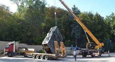 Варшава сносит памятник советским воинам
