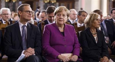 Партийный блок Меркель обновил антирекорд