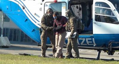 Германия депортировала соучастника теракта