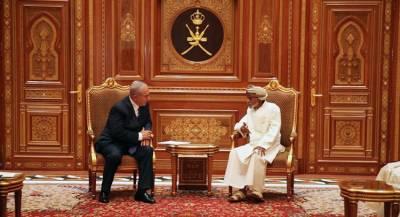 Нетаньяху сделал исторический шаг в сторону арабов