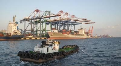 Южная Корея закрыла свои порты для судов РФ