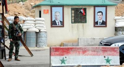 Пограничный переход открыт между Израилем и Сирией