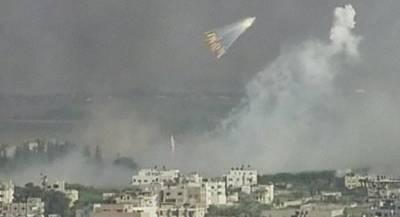 Сирия требует от ООН осудить применение белого фосфора