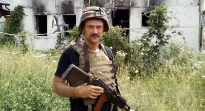 Воюющий в Донбассе Пашинин пригрозил СБУ самоубийством