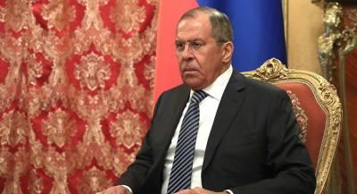 Лавров объявил о намерении укреплять связи с Каиром
