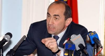 Экс-президент Армении создаст оппозиционную партию