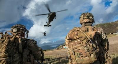 США вводят свои войска в Польшу