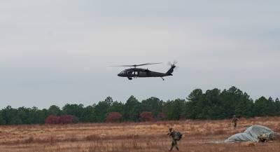 Вертолёт военных разбился в Колумбии