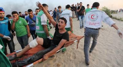 Пять жителей Газы погибли от ударов армии Израиля