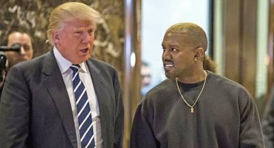 Трамп обсудит с рэпером Уэстом социальную политику США