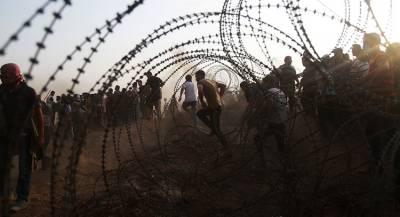 Израиль открыл границу с сектором Газа