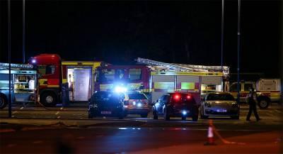 Создатели упавшего в Англии вертолёта хотят помочь следствию
