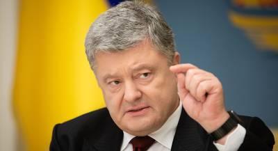 Порошенко подписал закон о наказании за «маски-шоу»