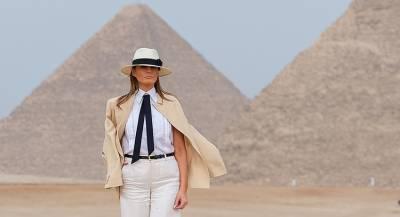 Меланья Трамп рассказала о неверности супруга