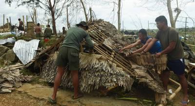 Жертвами оползня на Филиппинах стали десятки человек