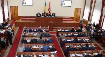 Житомирские депутаты запретили русский язык