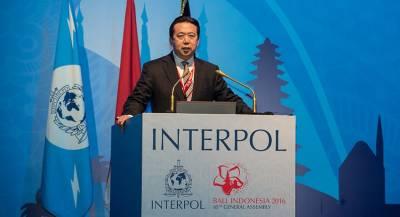 Странный арест бывшего главы Интерпола