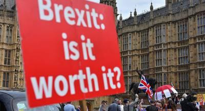 Лондон назвал фейком информацию о соглашении с ЕС