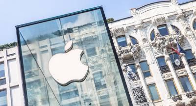 Apple оштрафовали «за медлительность» в Италии
