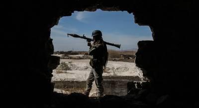 В Сирии боевики нарушили режим перемирия