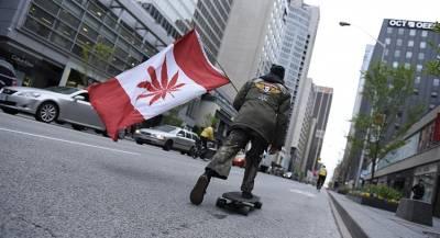 В Канаде закончилась марихуана