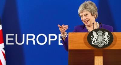 Мэй опровергла готовность к новому референдуму по Brexit